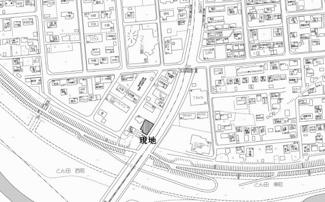 【地図】とん田西町 売土地