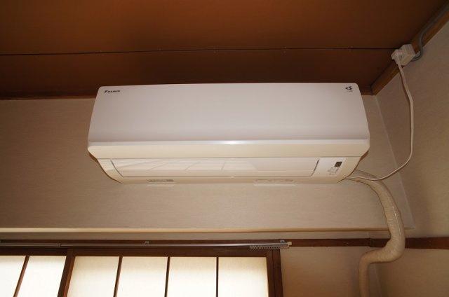 空調設備(和室)
