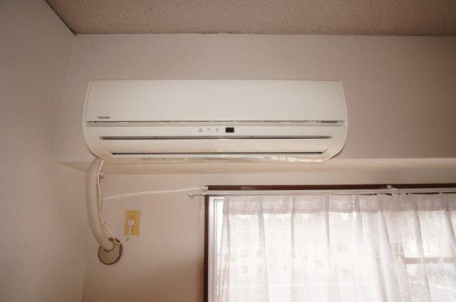 空調設備(リビング)