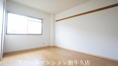 【寝室】グリーンリッチヒルズA棟