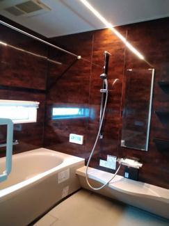 【浴室】西万木N邸