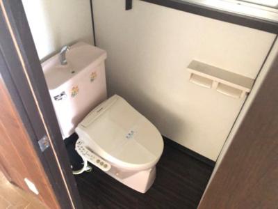 【トイレ】島津借家