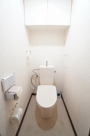【トイレ】ダイアパレスセントラルコート薬院
