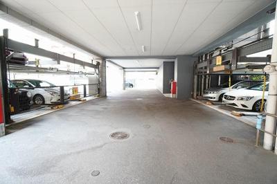 【駐車場】ダイアパレスセントラルコート薬院