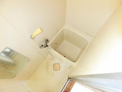 【浴室】グリーン田中