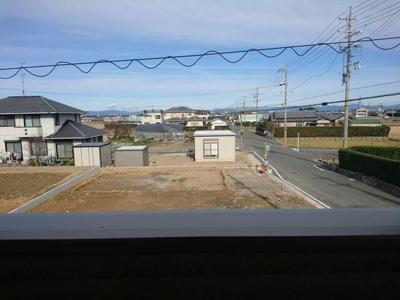【展望】磐田市福田中島 新築住宅 TOYO