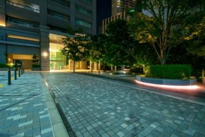 【エントランス】富久クロスコンフォートタワー
