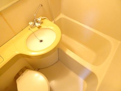 【浴室】ピア羽根木