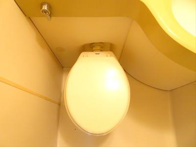 【トイレ】ピア羽根木