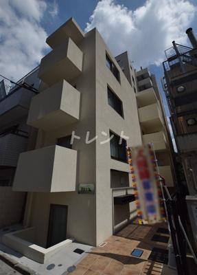 【外観】ベック神楽坂【BECK神楽坂】
