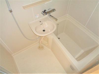 【浴室】ハイネス田中Ⅱ A棟