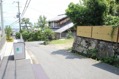 【外観】大津市坂本1丁目25-40 売り土地