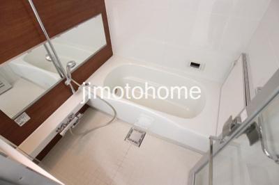 【浴室】GLASHAUS