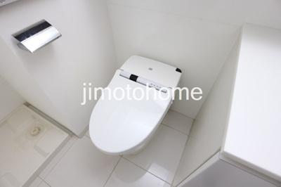 【トイレ】GLASHAUS