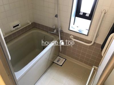 【浴室】ノーブルハイツ甲子園