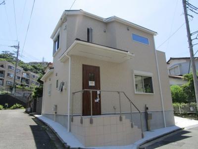 【外観】六浦南5丁目新築戸建Ⅱ