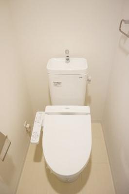 【トイレ】BLEU ET GRIS上町台