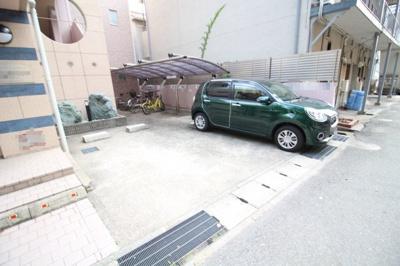 【駐車場】コンフォート六甲
