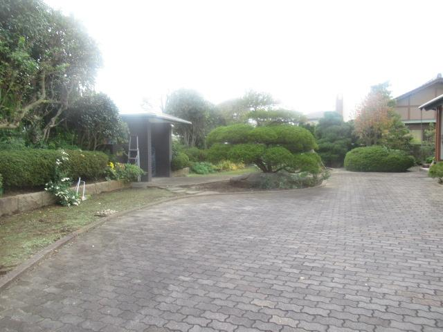 【庭】浜田1丁目中古一戸建