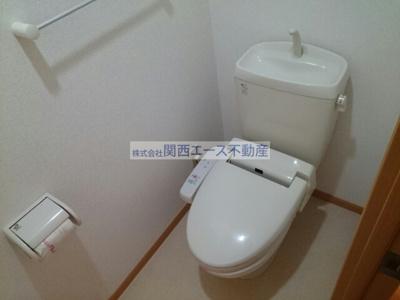 【トイレ】メルヴェイユー山本