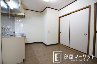 【居間・リビング】メゾン桑田