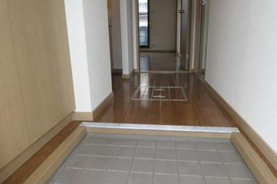 【玄関】エスポワール21