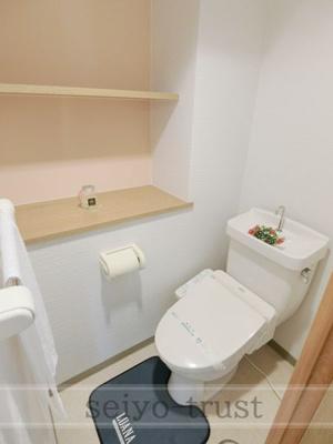 【トイレ】ウエセン幟町