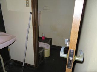 【トイレ】タカテナント