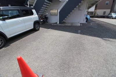 【駐車場】コンフォート豊中リバーサイドⅡ