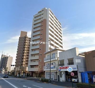 【外観】パークナード亀戸ロジュマン 12階 66.01㎡ 亀戸3丁目