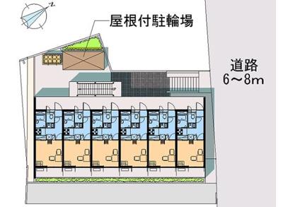 【区画図】テナマント25