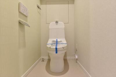 【トイレ】コープ野村亀戸 3階 リフォーム済 亀戸1丁目