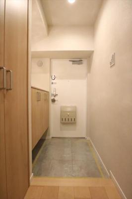 【玄関】コープ野村亀戸 3階 リフォーム済 亀戸1丁目