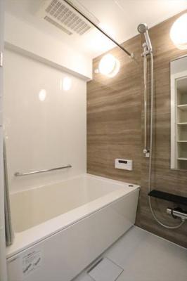 【浴室】コープ野村亀戸 3階 リフォーム済 亀戸1丁目