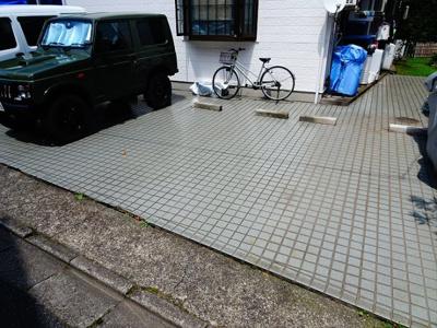【駐車場】北沢5丁目アパート