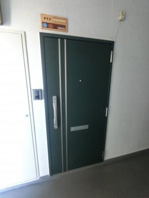 外側玄関です。