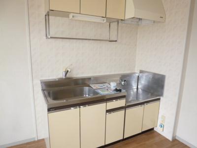 【キッチン】プレジール新城