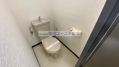 【トイレ】清洲プラザ高井田