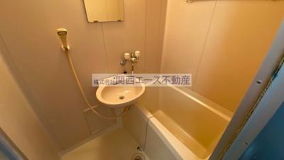 【浴室】清洲プラザ高井田