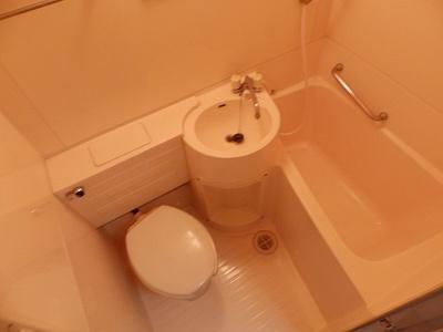 【浴室】ベルサイユ池上№3
