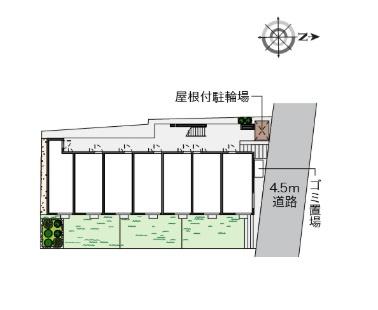 【その他共用部分】ヴィアロ練馬桜台レジデンス(59428-106)