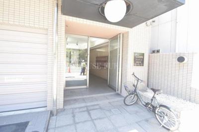 【エントランス】プレサンス梅田西