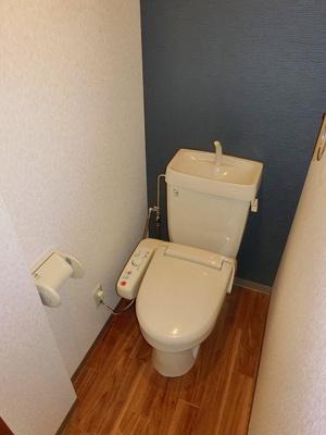【トイレ】アクス敷島21