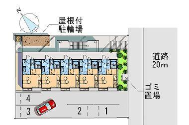 【区画図】洋光台第2