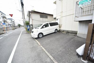 【駐車場】シャモール八重