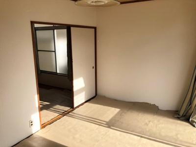 【和室】アパートサンシャイン