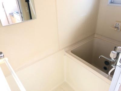 【浴室】アパートサンシャイン