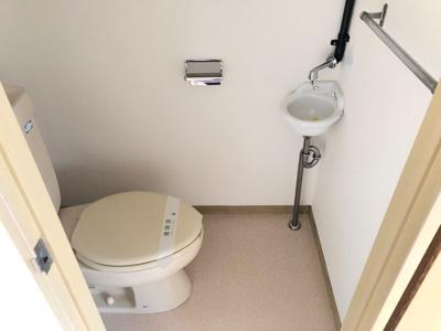 【トイレ】アパートサンシャイン