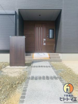 【外観】YKタウン分譲地 吉田G号棟