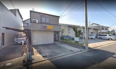 【外観】堺区緑ヶ丘 倉庫/事務所 30坪!駐車スペースあり!